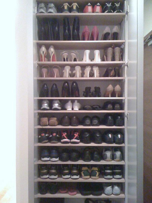 靴箱 増やす