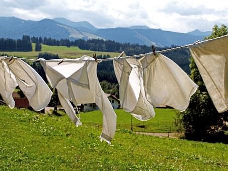 洗濯ハンガー 収納 ベランダ