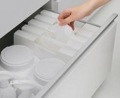 キッチン 収納 ゴミ袋